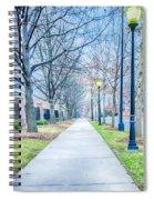 Street Alley Spiral Notebook