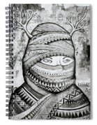 Mysterious Cochin Spiral Notebook