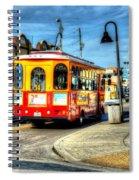 Street Car Named Desire Spiral Notebook