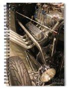 Street Car Racer Spiral Notebook