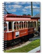 Street Cars Tr3613-13 Spiral Notebook