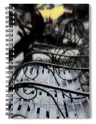 Street Jazz In The Big Easy Spiral Notebook