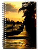 Street Of Dreams Spiral Notebook