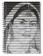 The Ethereal Woman Spiral Notebook