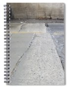 Street Under The Bridge Spiral Notebook