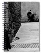 Streets Spiral Notebook