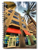 Streets Of Nola Spiral Notebook
