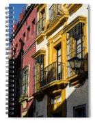 Streets Of Sevilla Spiral Notebook