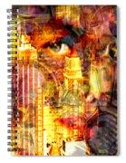 Streetwalker Spiral Notebook