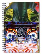 String Cheese At Horning's 2013 Spiral Notebook