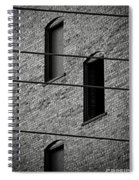 Guitar Frets And Strings Spiral Notebook