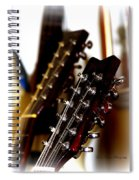 Strings Galore - Guitar Spiral Notebook
