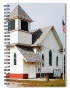 Stringtown Community Church Spiral Notebook