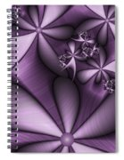 Striped Spiral Notebook