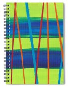 Stripes Spiral Notebook