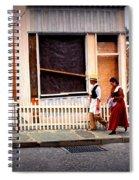 Stroll Spiral Notebook