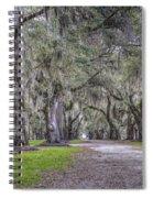 Plantation Drive Spiral Notebook