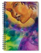 Strong Women Of The World  Diligence  Spiral Notebook