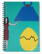 Stronger Than You Think Spiral Notebook