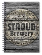 Stroud Brewing Spiral Notebook