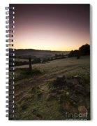 Stroud Sunrise Spiral Notebook