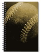 Struck Spiral Notebook