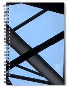 Structure Spiral Notebook