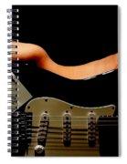 Strum Pet Spiral Notebook