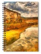 Strunjan Pans Spiral Notebook