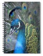 Strutting Spiral Notebook