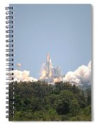 Sts-132, Space Shuttle Atlantis Launch Spiral Notebook