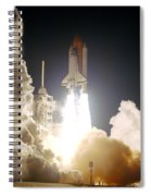 Sts-72, Space Shuttle Endeavor Launch Spiral Notebook