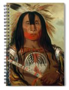 Stu-mick-o-sucks. Buffalo Bull's Back Fat. Head Chief. Blood Tribe Spiral Notebook