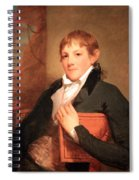 Stuart's John Randolph Spiral Notebook