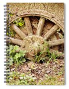 Stuck In The Mud Spiral Notebook