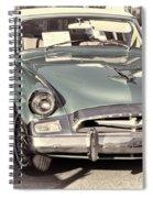 Studebaker 3 Spiral Notebook