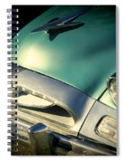 Studebaker Coupe Spiral Notebook