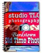 Studio Tlc In Bardstown Kentucky Spiral Notebook