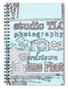 Studio Tlc Transparency Spiral Notebook