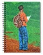 Studious Spiral Notebook