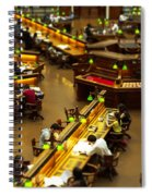 Study Session Spiral Notebook