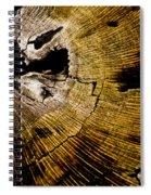 Stump Art Spiral Notebook
