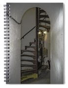 Sturgeon Point Lighthouse Spiral Staircase Spiral Notebook