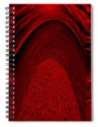 Sturgeon Point Lighthouse Warning Spiral Notebook
