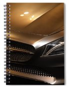 Style Spiral Notebook