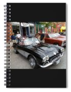 Stylish Convertible Spiral Notebook