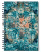 Subaqueous Spiral Notebook