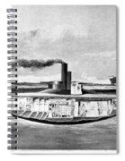 Submarine 'holland,' 1898 Spiral Notebook