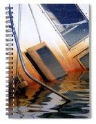 Submerged Spiral Notebook