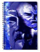 Subtle Manipulation Spiral Notebook